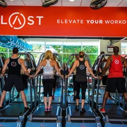Bathroom Stall Workout blast - elevate your workout - midtown - 29 reviews - trainers
