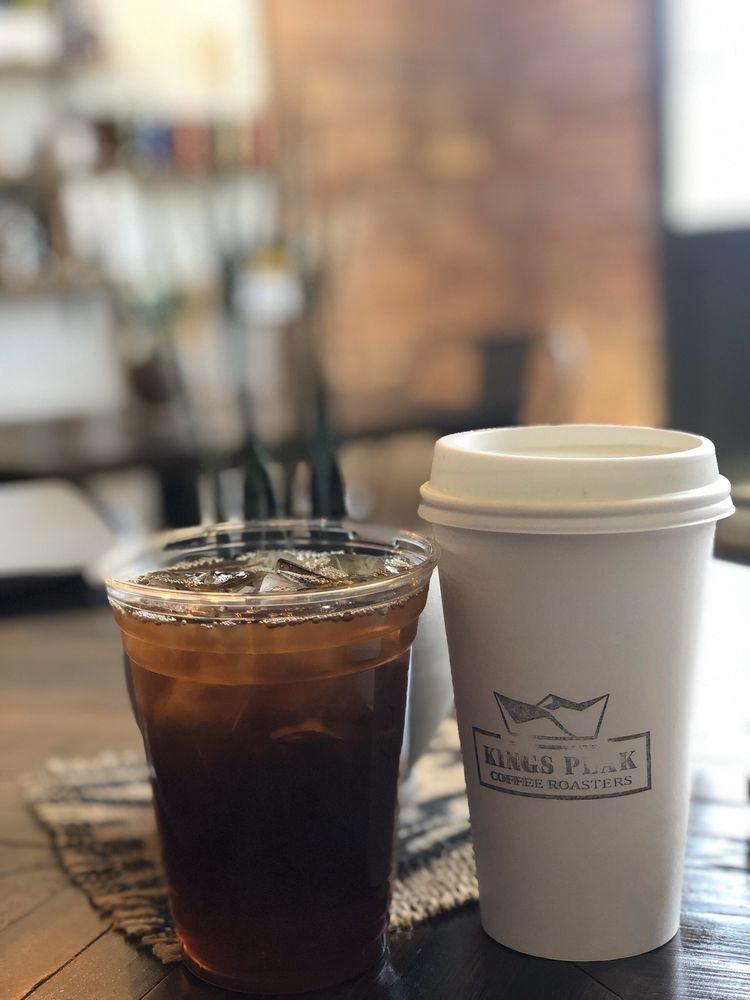 Kings Peak Coffee Roasters: 412 S 700 W, Salt Lake City, UT