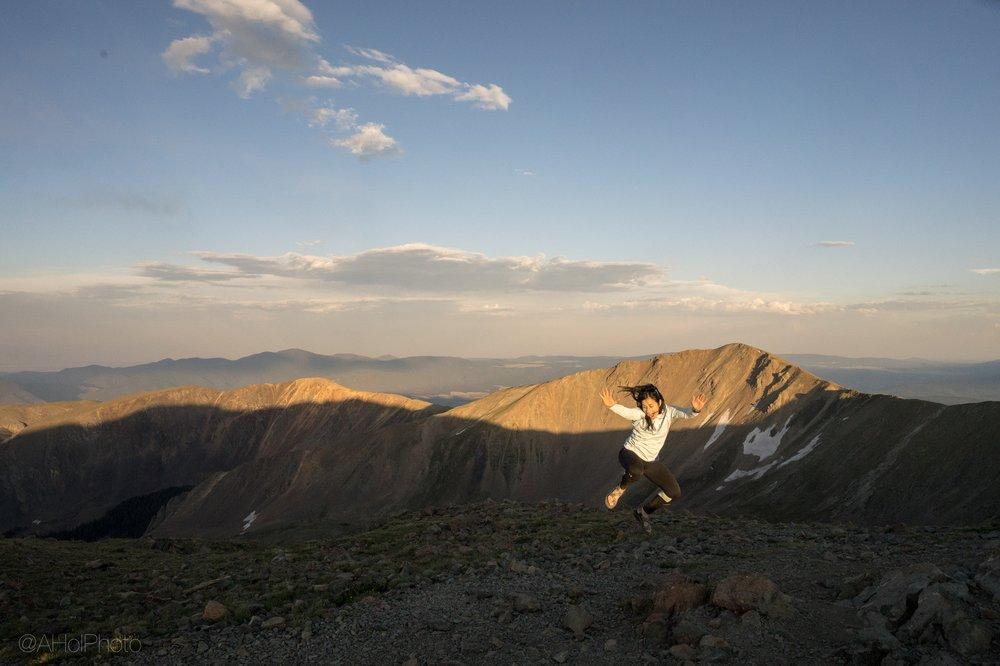 Wheeler Peak: Wheeler Peak, Taos Ski Valley, NM
