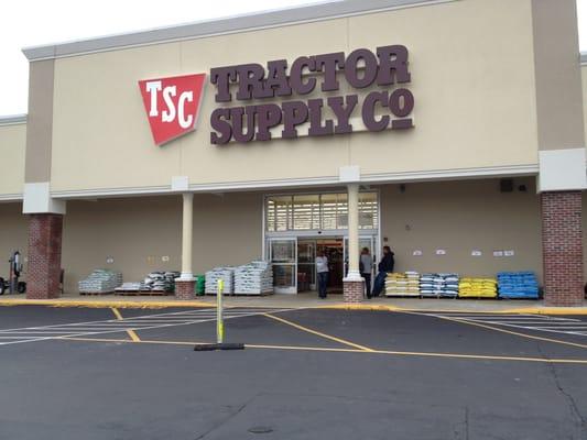 Tractor Supply Company Tsc 1150 Carlisle St Hanover, PA Home