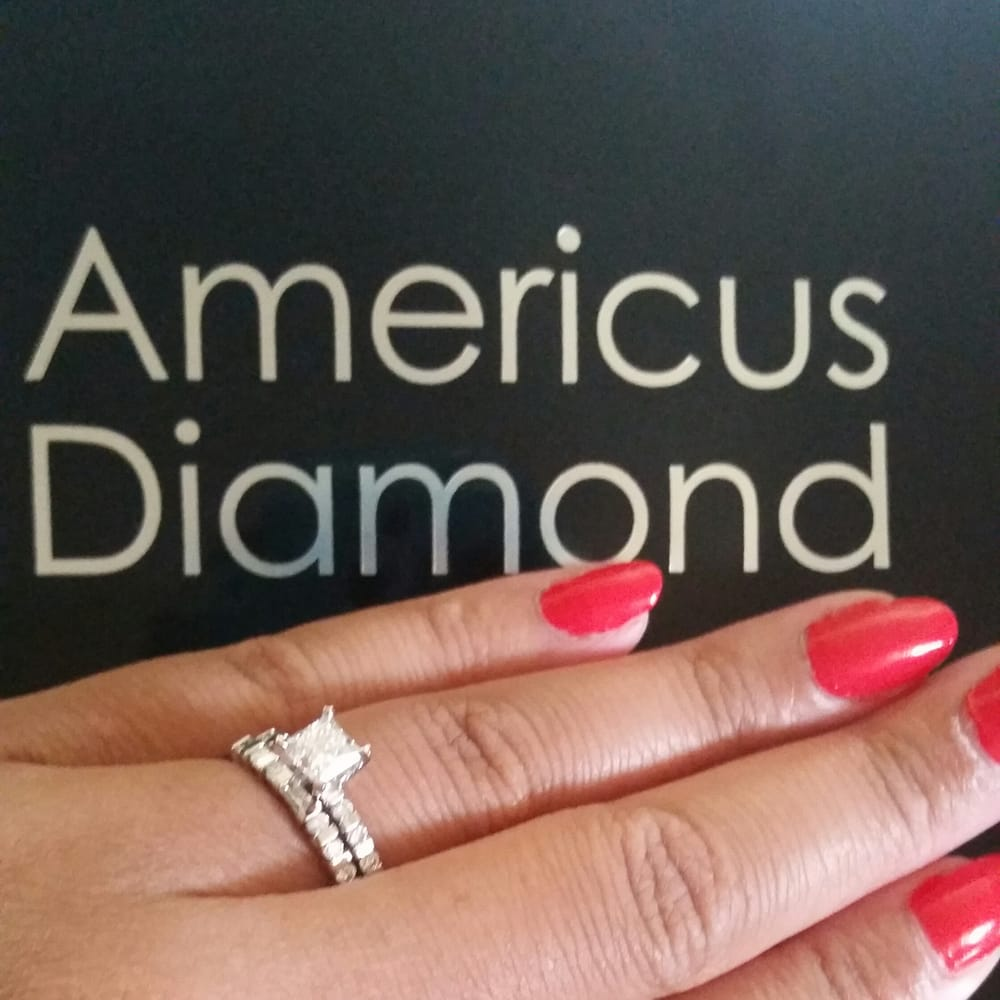 americus princess engagement solitaire ring cartier caymancode rings diamond cut