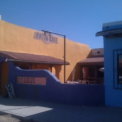 Photo Of The Patio Cafe   Columbus, NM, United States. Good Burgers Made