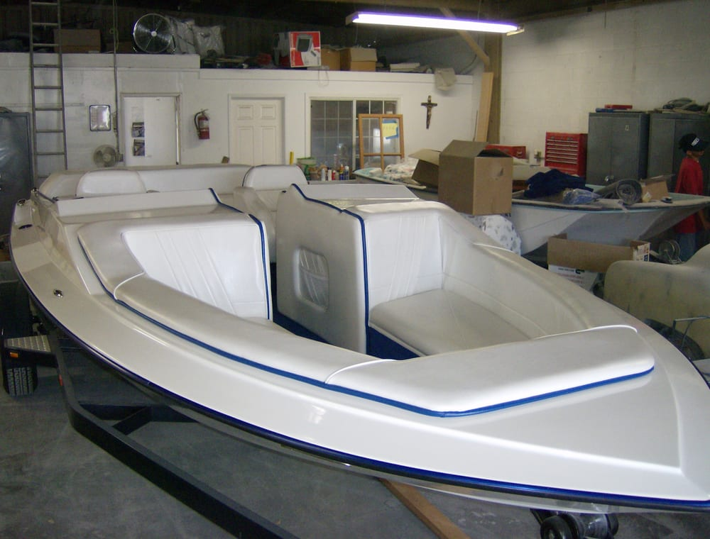 custom boat interiors carpet kits we also do bowrider conversions yelp