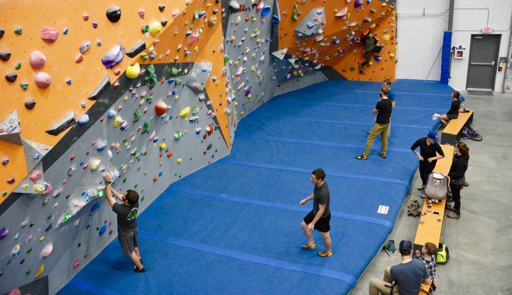 STEEPWORLD Climbing & Fitness: 1230 S 31st St W, Billings, MT