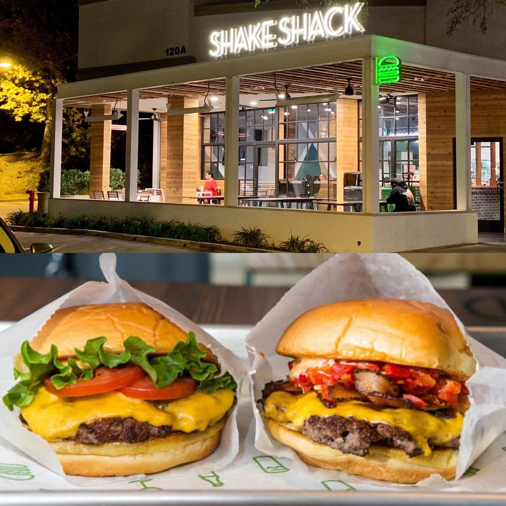 Shake Shack: 120 Promenade Way, Thousand Oaks, CA