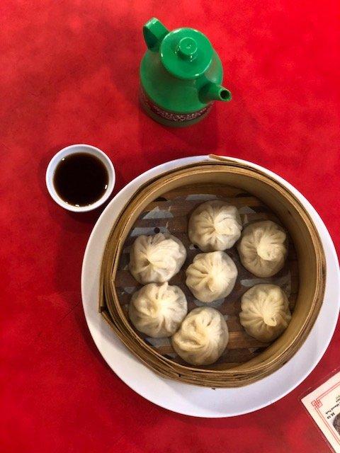 Jing Hua Restaurant at the Qun Zhong Eating House
