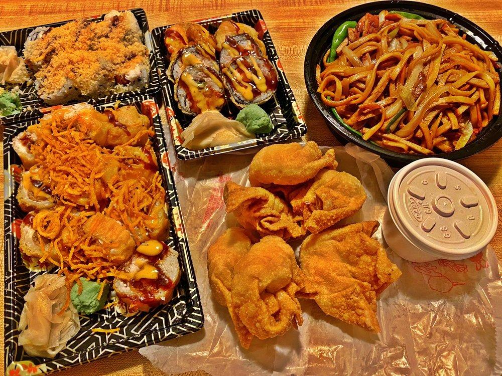 Akashi Sushi: 2271 Northpark Dr, Kingwood, TX