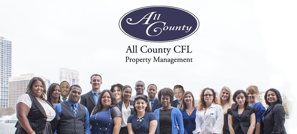 All County Cfl Property Management Orlando Fl