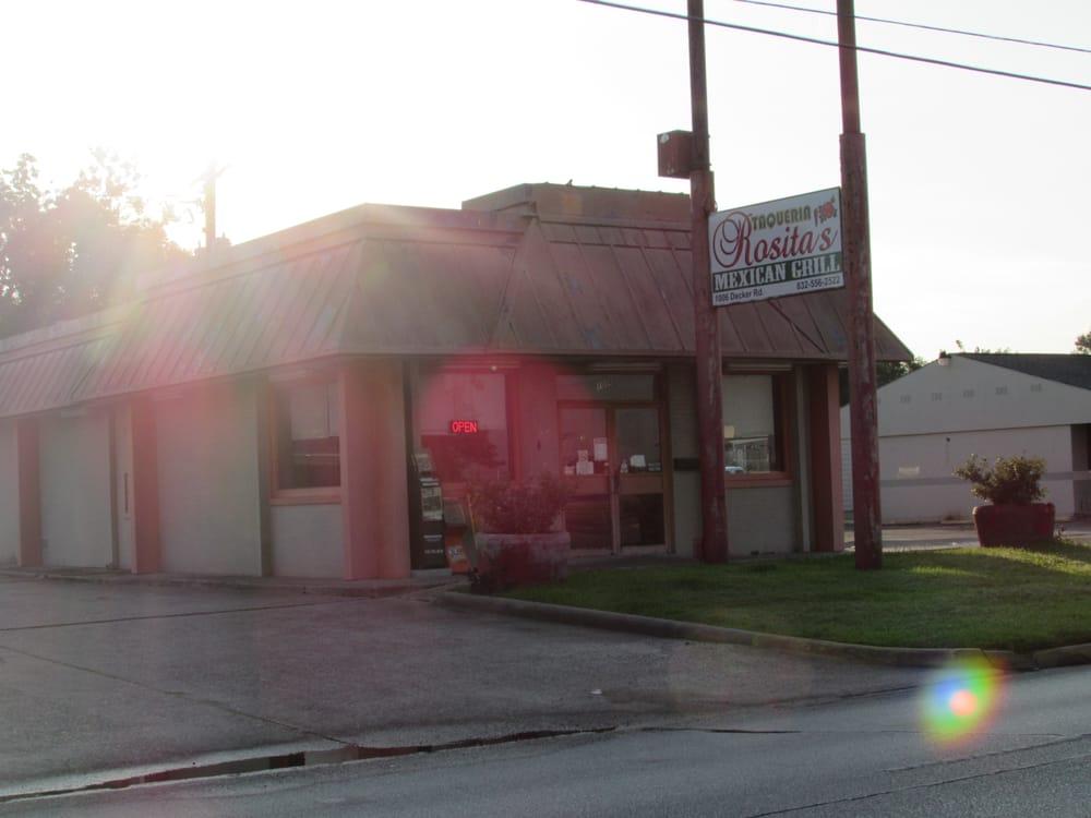 Taqueria Rositas: 1006 Decker Dr, Baytown, TX