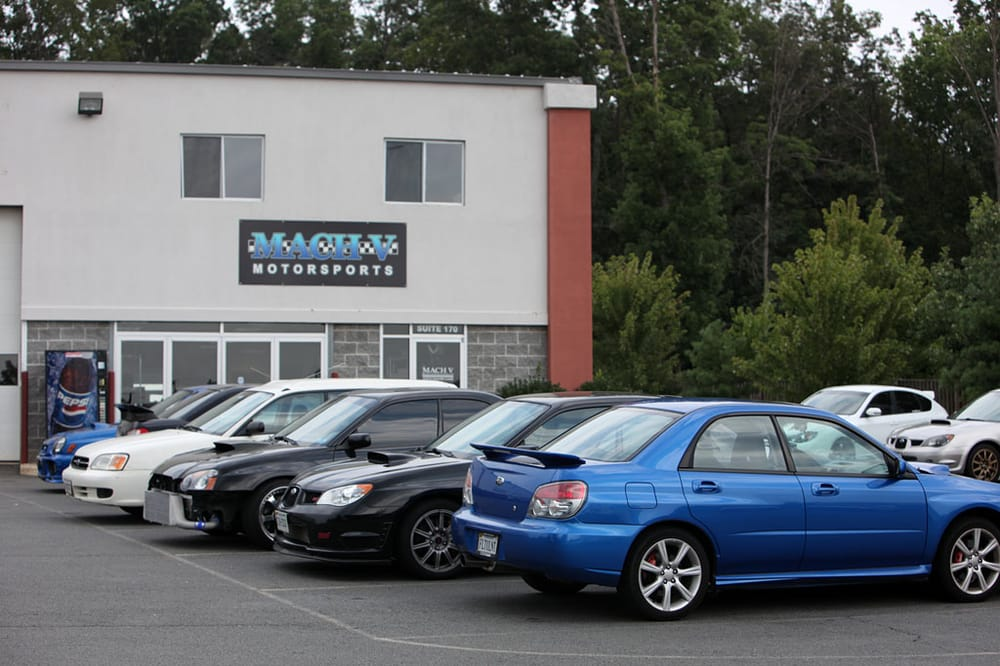 Mach V Motorsports: 45690 Elmwood Ct, Sterling, VA