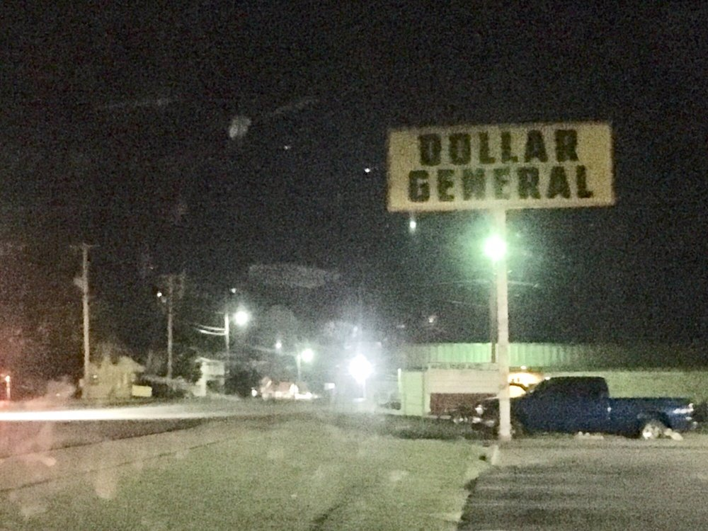 Dollar General Store: 106 E Main St, Gassville, AR
