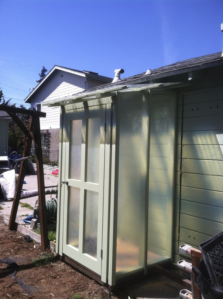 Outdoor Laundry Enclosure - Yelp