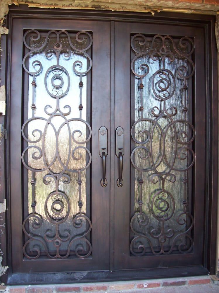 Universal Iron Doors Amp Hardware Garage Door Services