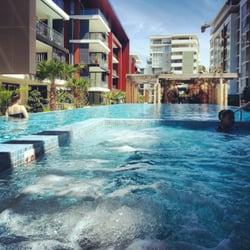Photo Of Top Ryde City Living Sydney New South Wales Australia Swimming Pool