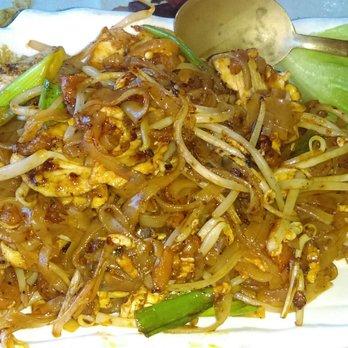 Thai Food Port Townsend Menu