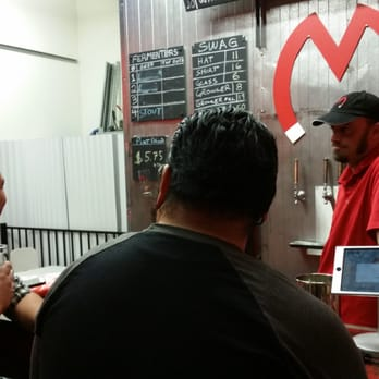 Photo of Magnetic Brewing - San Diego, CA, United States. Interacting with morgan.