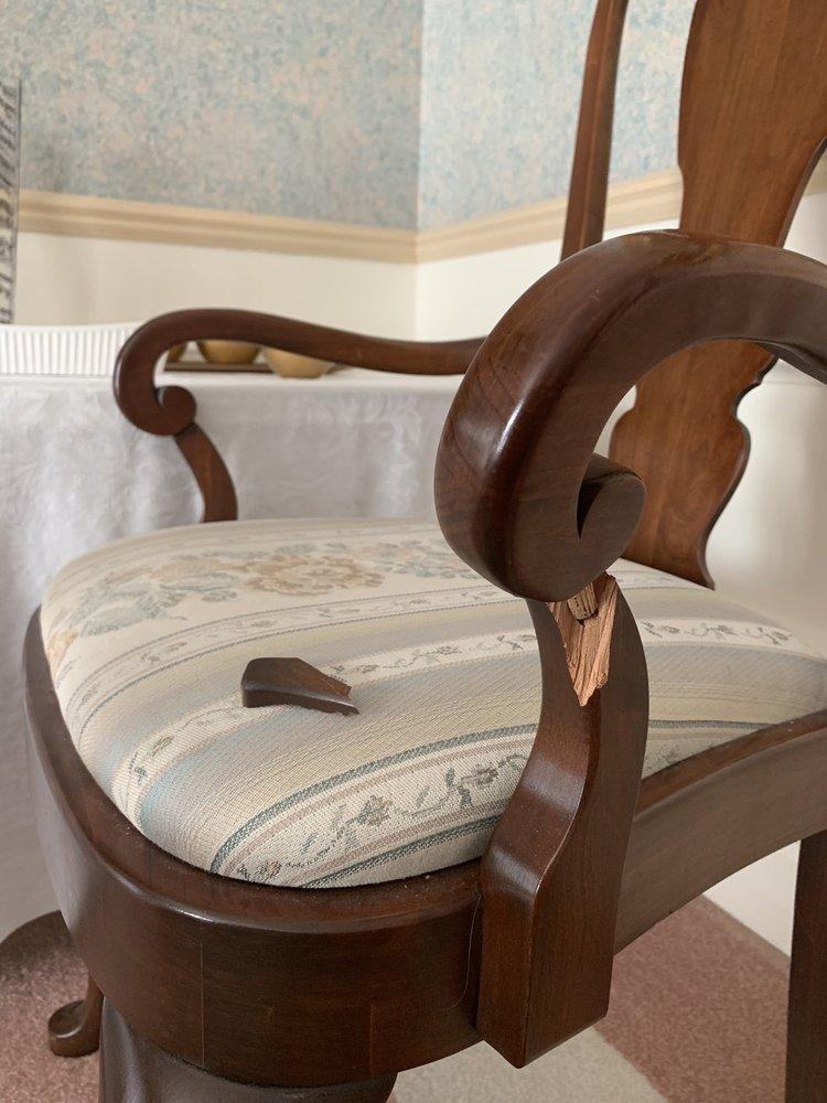 Antique Furniture Repair & Refinishing: 507 Main St, Genoa, OH