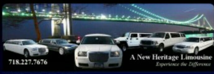 A New Heritage Limousine: Staten Island, NY