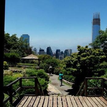 Jard n japon s cerro san crist bal 12 fotos parques for Jardin japones de santiago