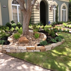 Photo Of JB Landscape Design   Houston, TX, United States. Residential  Customers House