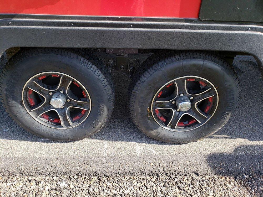 Columbus Tire Center Roadside Assistance: 1223 Walnut St, Columbus, TX