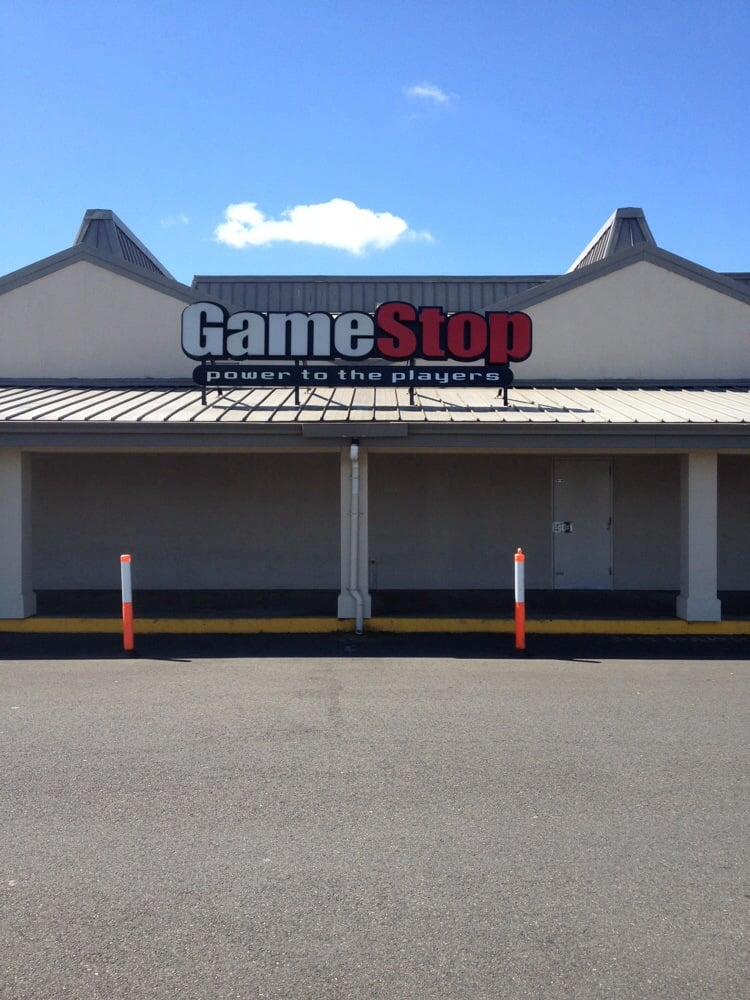 Game Stop: 1611 Virginia Ave, North Bend, OR