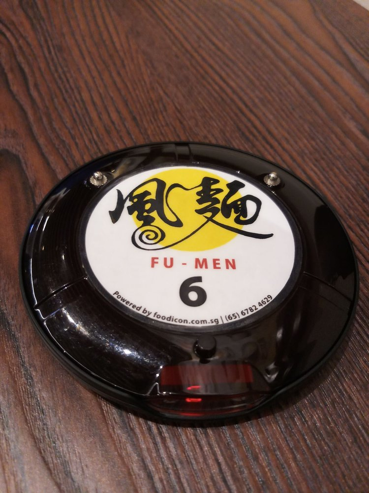 Fu-Men Japanese Udon & Donburi Restaurant Singapore