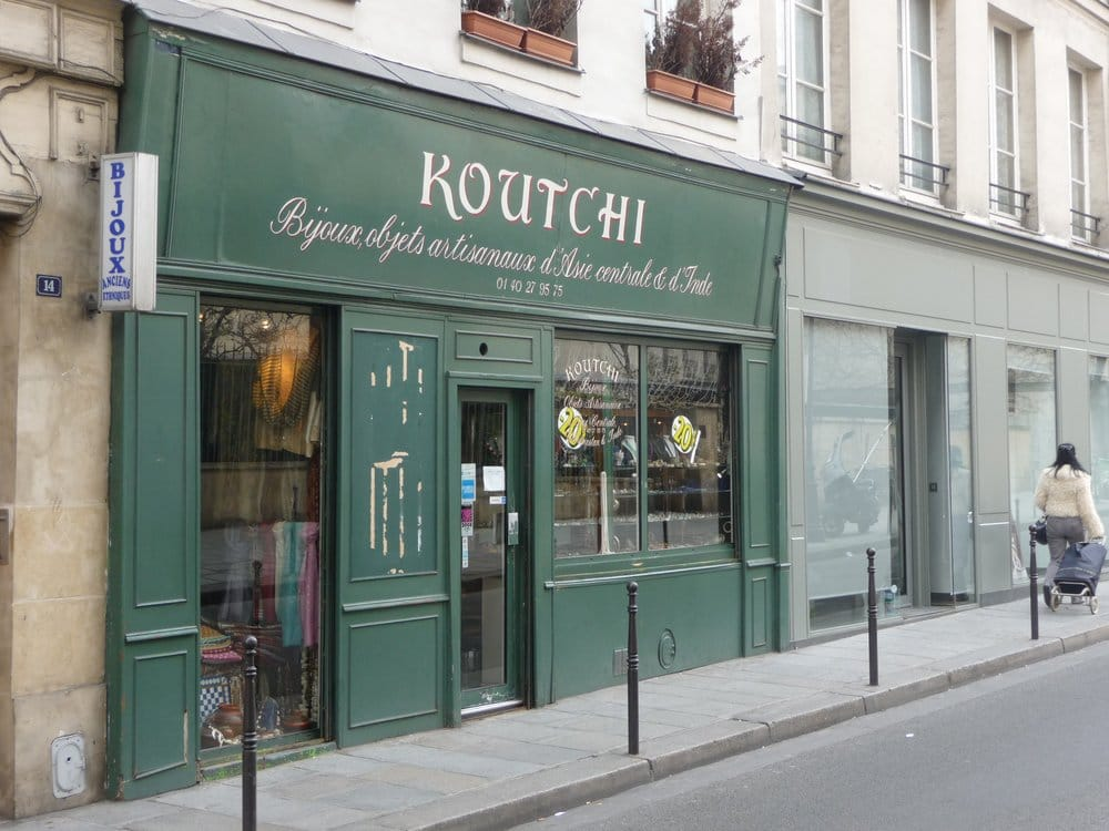 koutchi magasin de tissus 14 rue fourcy marais paris num ro de t l phone yelp. Black Bedroom Furniture Sets. Home Design Ideas
