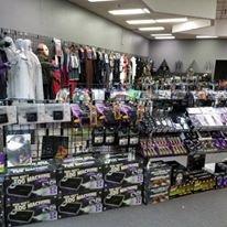 Crypt Keepers Halloween Emporium: 25275 Van Dyke Rd, Centerline, MI