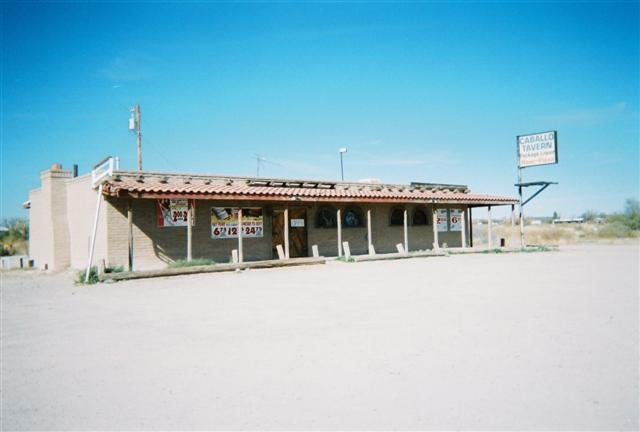 The Caballo Tavern: 13914 Hwy 187, Arrey, NM