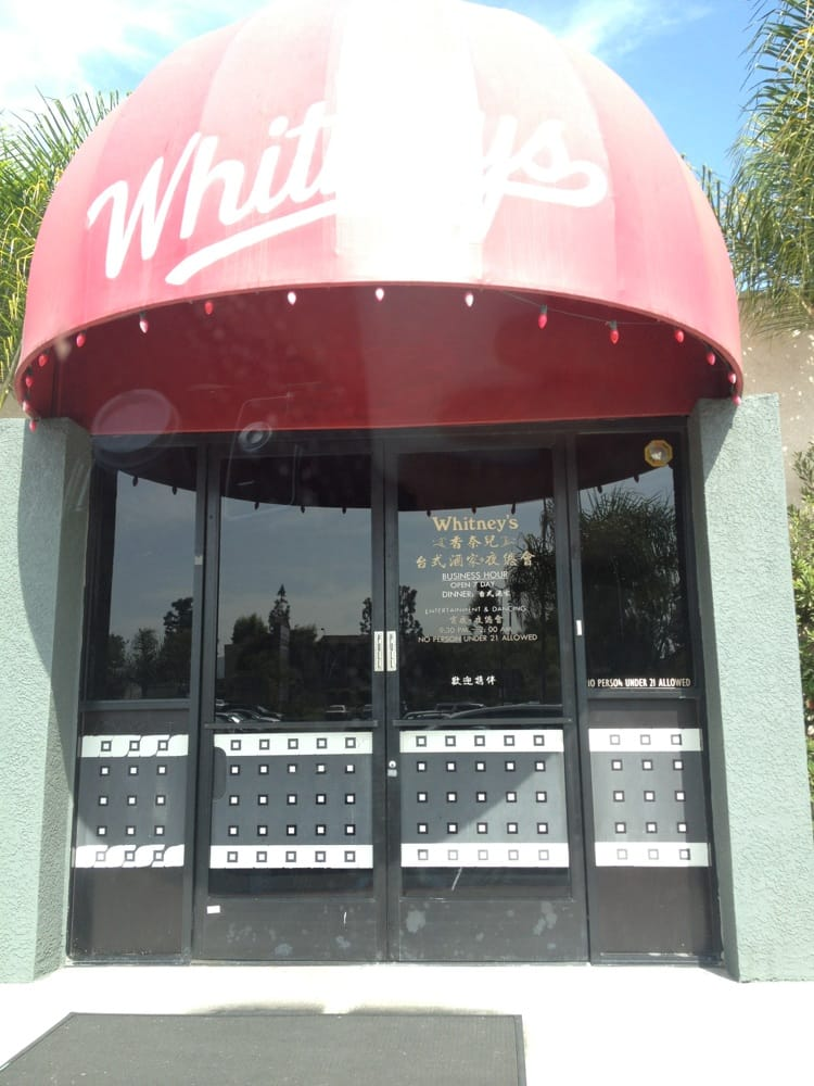 Whitney S Steak House: 19055 Colima Rd, Rowland Heights, CA