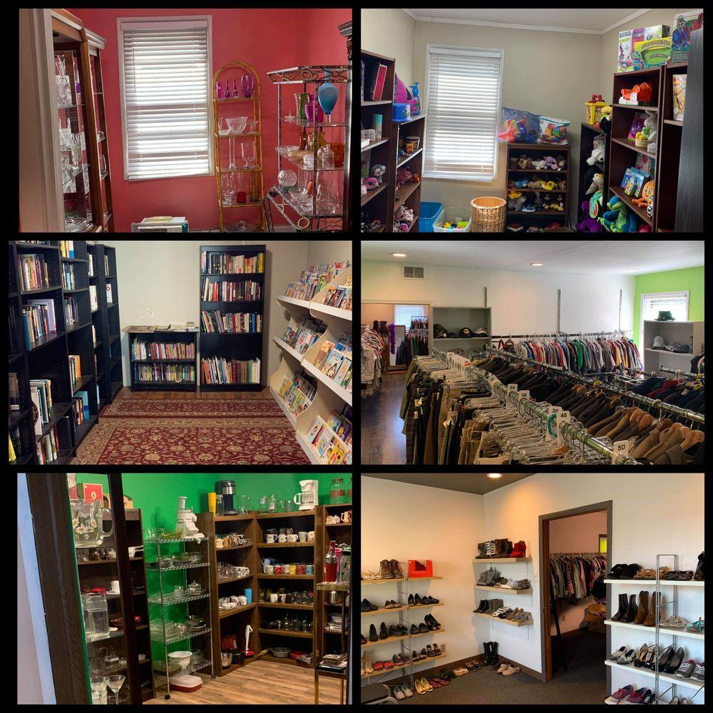 Zicknacks Community Thrift Store: 2544 Library Rd, Pittsburgh, PA