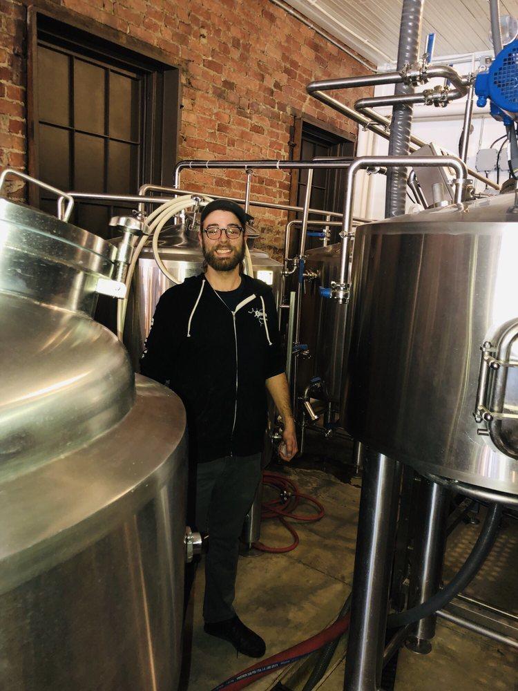 Origin Beer Lab: 106 S Railroad Ave, Ashland, VA