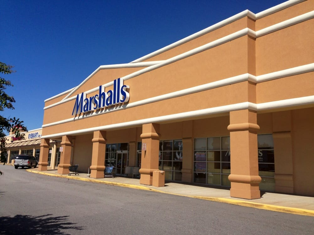 Marshalls Department Stores 1142 Temple Ave Colonial Heights Va United States Phone