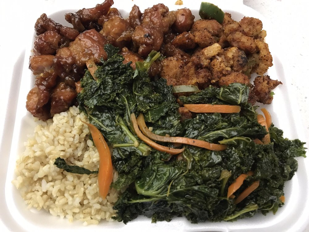 Pacific Grill: 675 W Peachtree St NW, Atlanta, GA