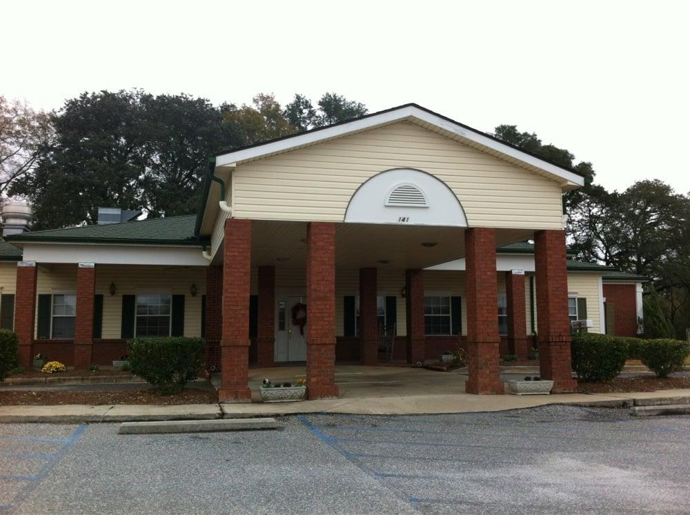 R S Boney Senior Center: 141 Park St, Leesburg, GA