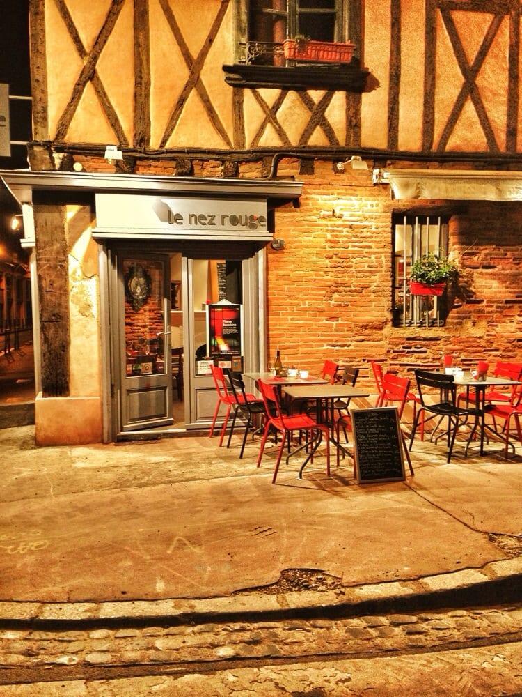 Le nez rouge 14 foton 29 recensioner sydv stra frankrike 2 rue des couteliers carmes - Le carre rouge toulouse ...