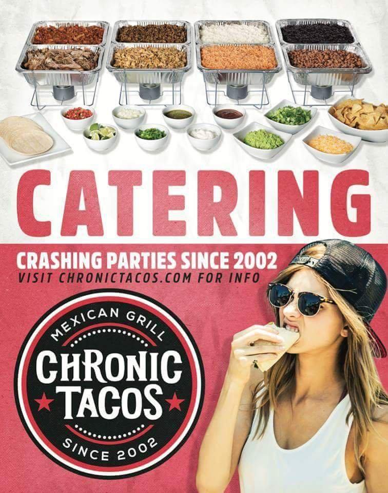 Chronic Tacos: 10420 N Dale Mabry Hwy, Tampa, FL