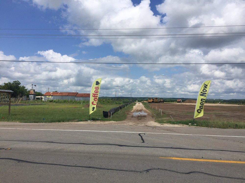 Octane Coffee & Tea Haus: 3179 Farm To Market 471, Castroville, TX