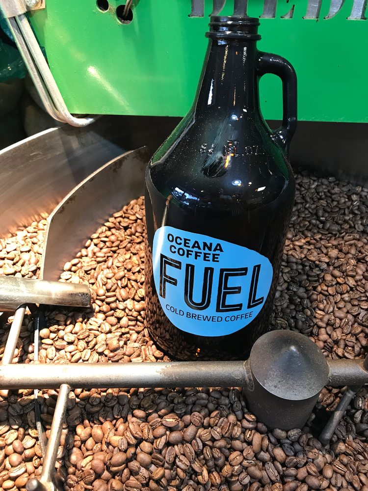 Oceana Coffee: 221 Old Dixie Hwy, Tequesta, FL