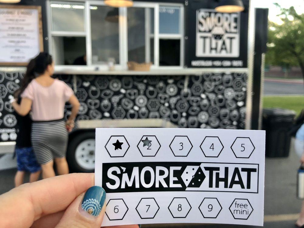 Smore That: 1410 N Redwood Rd, Saratoga, UT