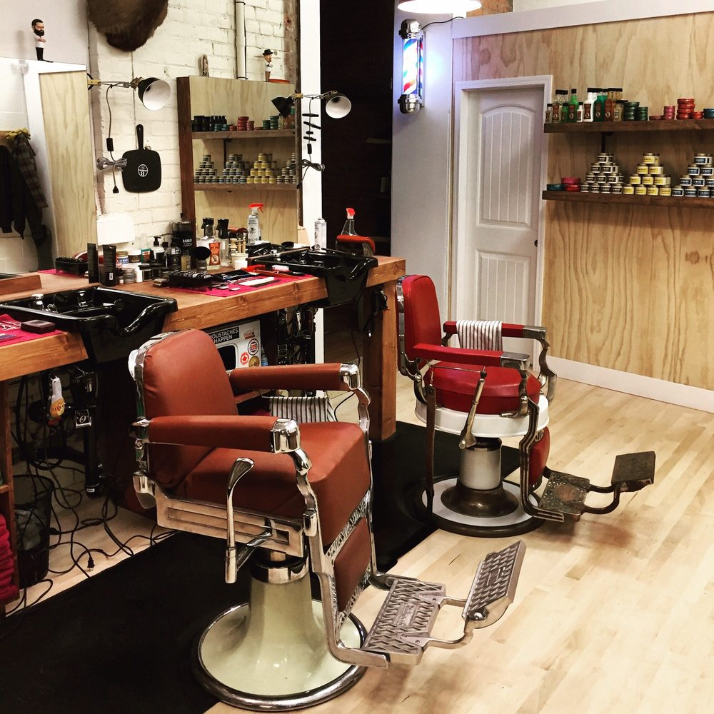 Union salon barbershop barbers 415 3rd avenue s for 3rd avenue salon