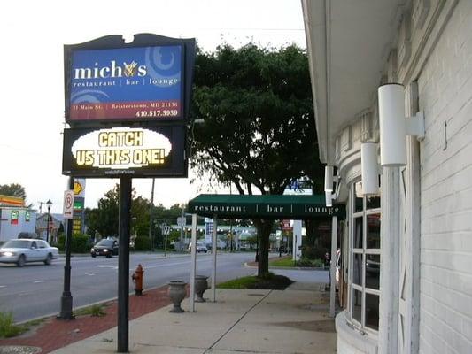 Micho S Restaurant At Reisterstown