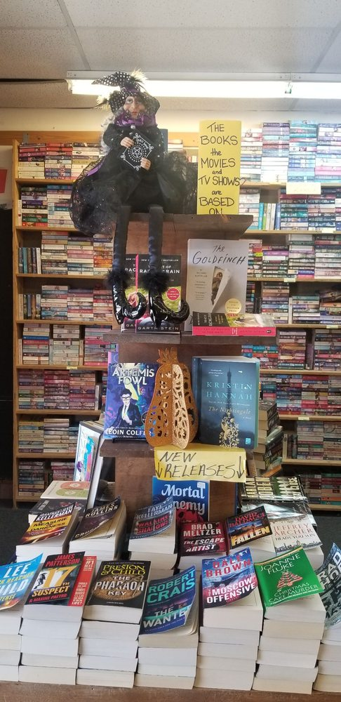 The Book Exchange: 332 N Main St, Manteca, CA