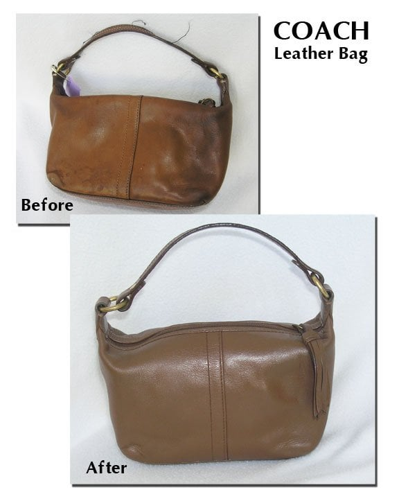 How To Wash A Leather Coach Purse Mycoffeepot Org