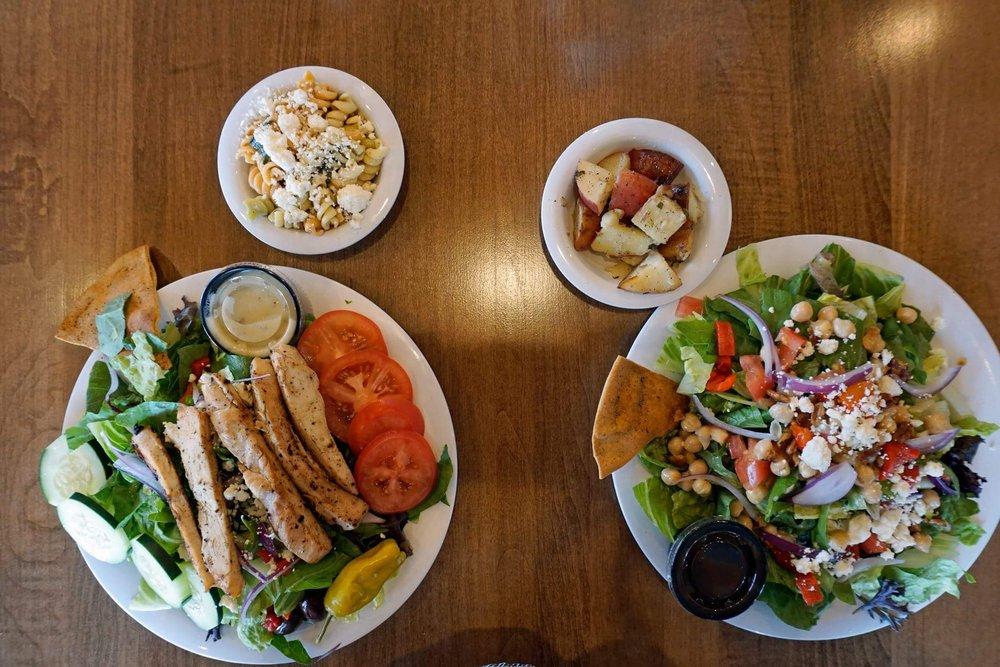 Taziki's Mediterranean Cafe: 9640 Mason Montgomery Rd, Mason, OH