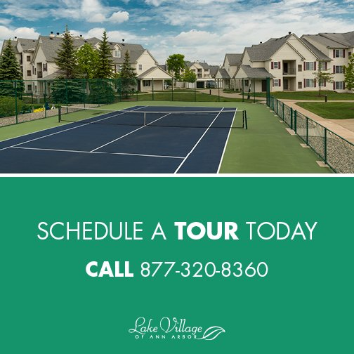 Arbor Village Apartments: Lake Village Of Ann Arbor