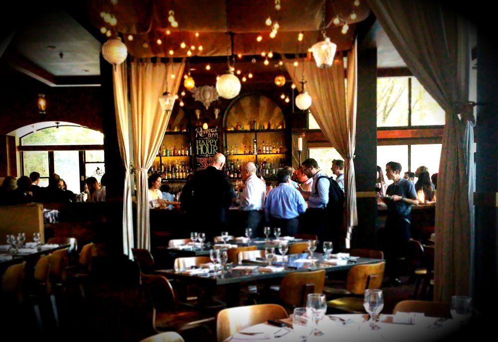 Revival Bar Kitchen Shattuck