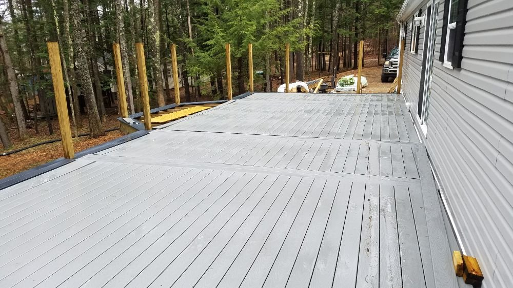 Homelock Construction: Belmont, NH
