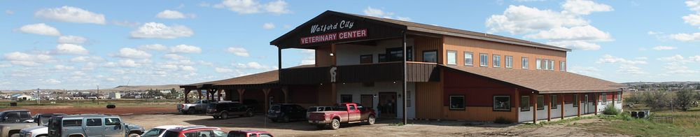 Watford City Veterinary Clinic: 770 3rd Ave SW, Watford City, ND